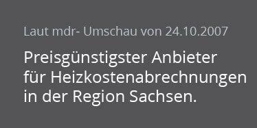 Günstigster Anbieter Sachsen