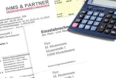 Heizkostenabrechnung Ihms & Partner Leipzig